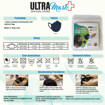Picture of ULTRAMask (Official Store) K2 3-Ply Anti-Bacterial Kids Face Mask (Age 9 to 12) - (Wholesale/bulk purchase - MOQ 500 pieces) - Navy