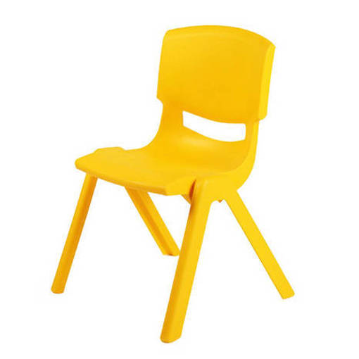 Picture of Children's Backrest Chair (Yellow)