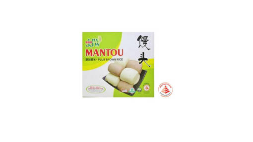 Picture of BROWN RICE MANTOU (12's)