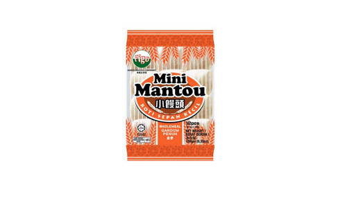 Picture of WHOLEMEAL MANTOU (12'S)