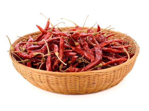 Picture of DRIED CHILLI